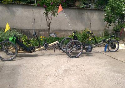 coupled-delta-trikes-