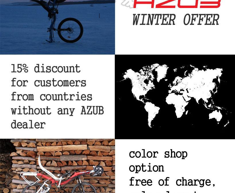 AZUB winter offer 2012