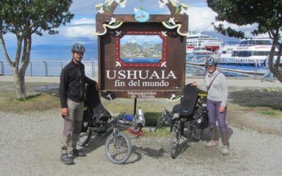 Des Andes aux Indes – cycling in South America