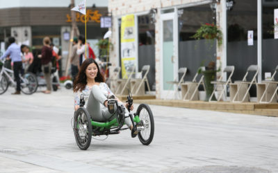 AZUB on Eco Mobility Festival in Suwon City, South Korea