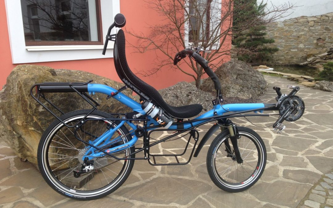 The best recumbent for touring and expeditions (at least according to our experience)