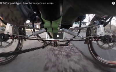 How the front leaf spring suspension works