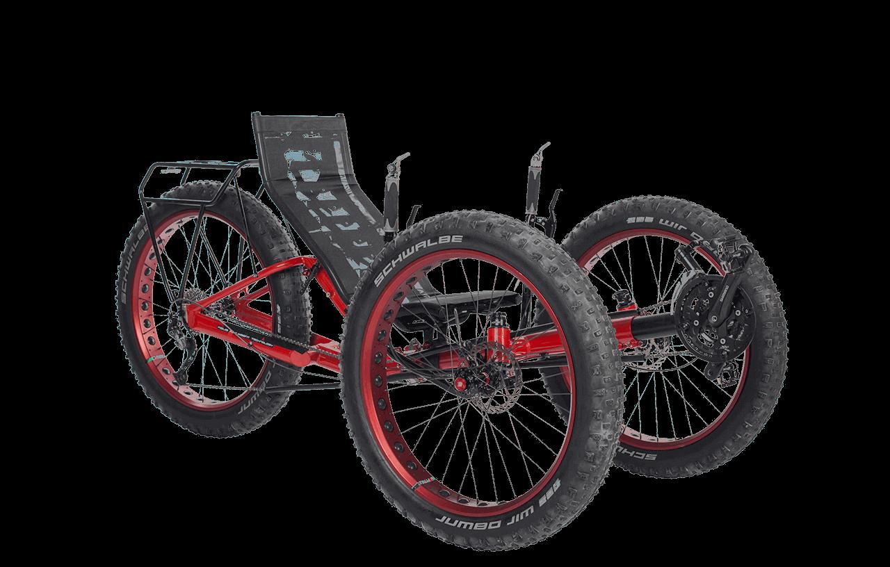 Custom Built Recumbent Bikes Trikes Azub Recumbents