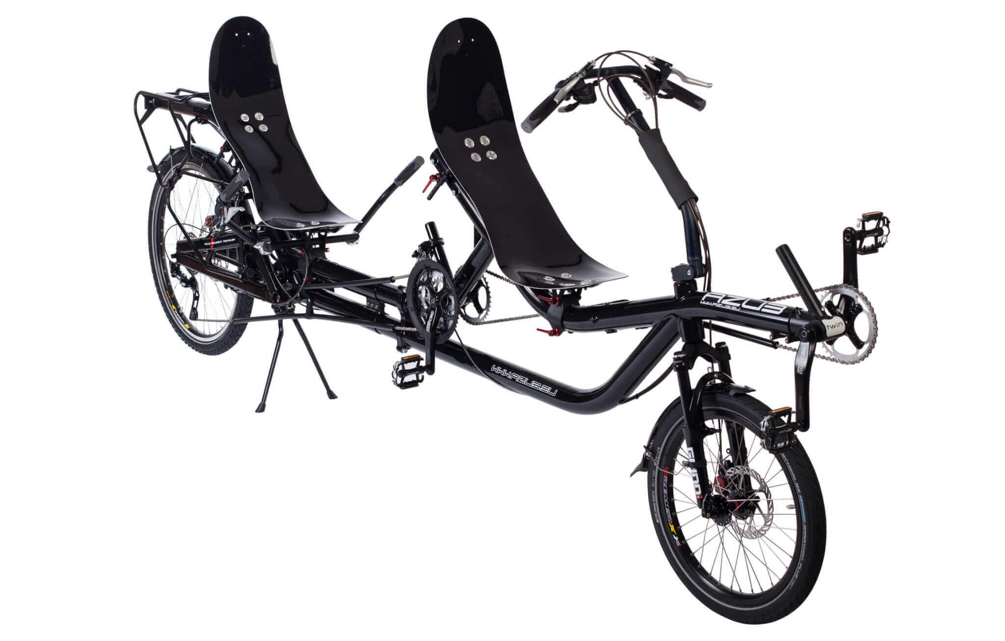 Tandem Recumbent Bike