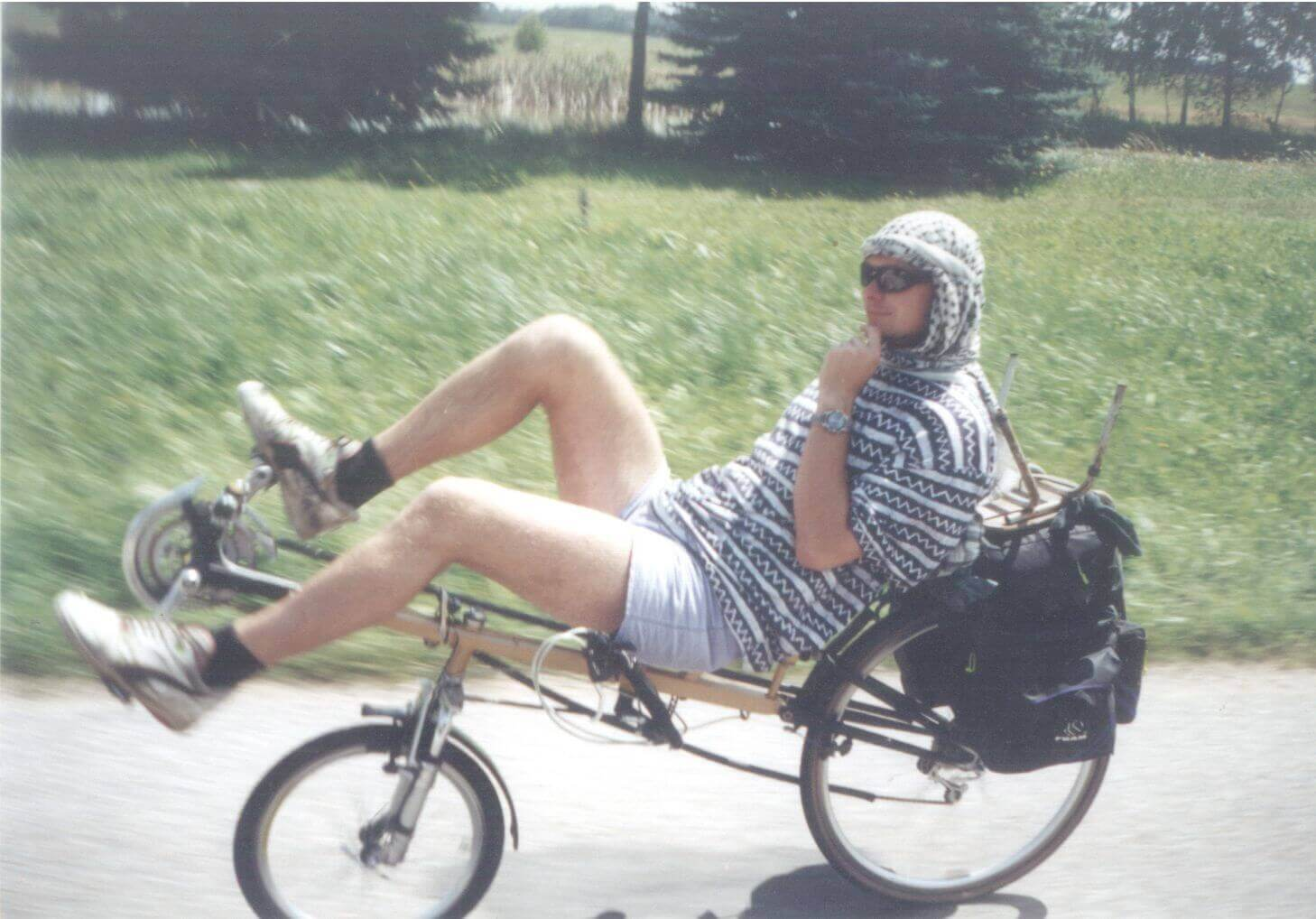 First truly customized recumbent