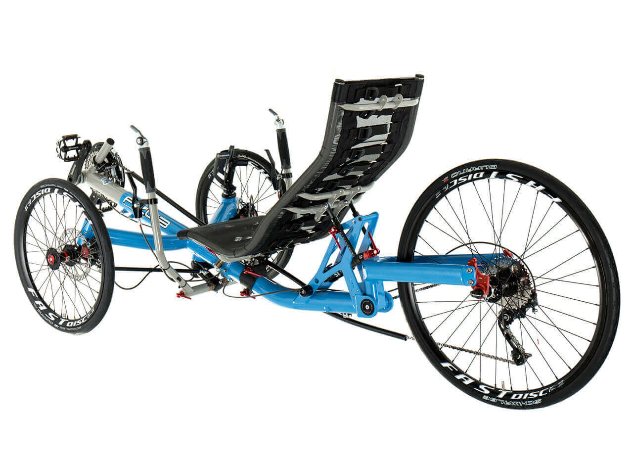 TRIcon 26 recumbent trike | Build your own