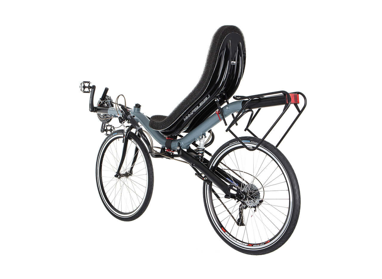Ibex 26 Or 24 Recumbent Bike Build Your Own Azub Recumbents Element Mtb Fullsus Pride 20 Greey Red Main Features
