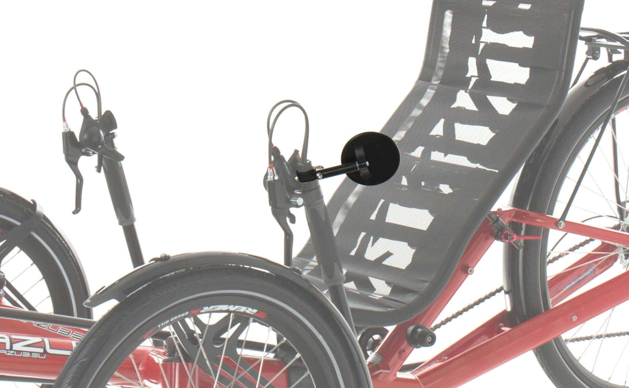 Mirrycle mirror | Accessories | AZUB recumbents