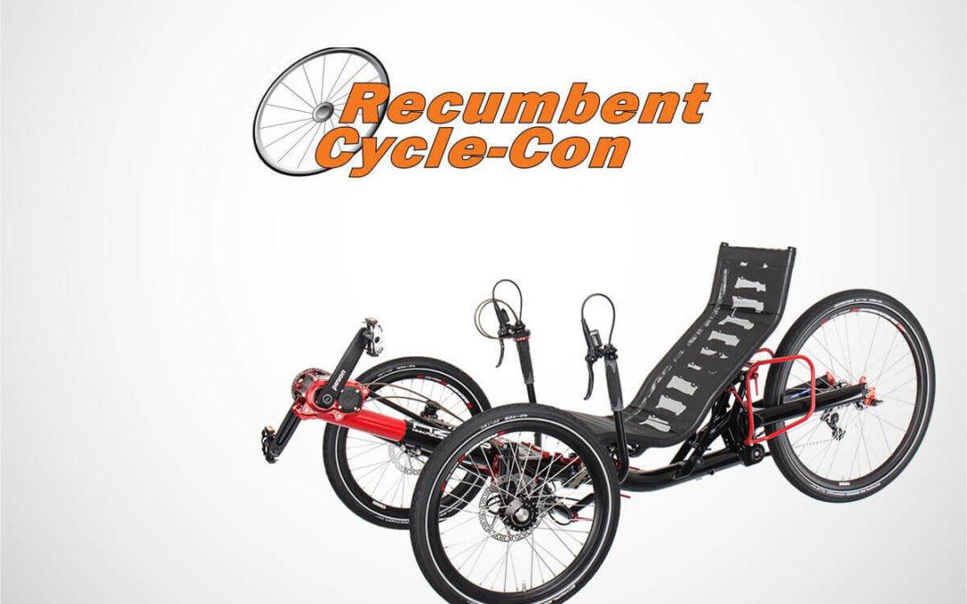 Recumbent Cycle Con 2017