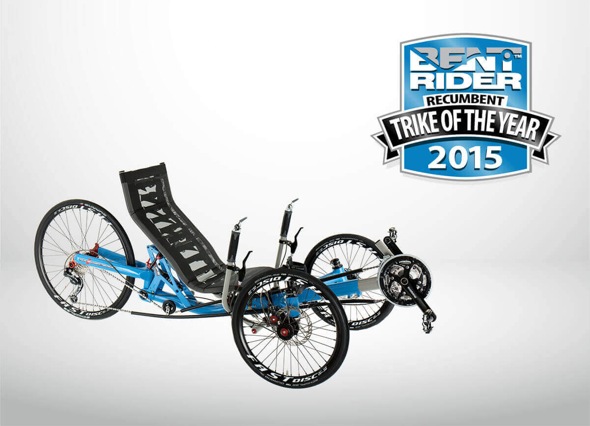 Trike of the year 2015