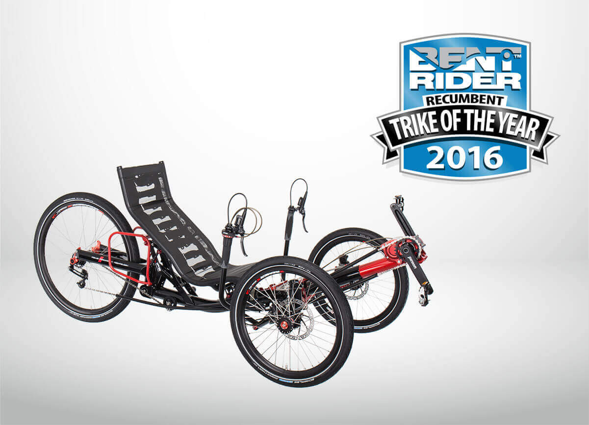 Trike of the year 2016