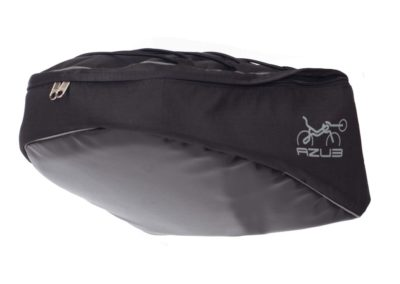 On seat bag for trikes