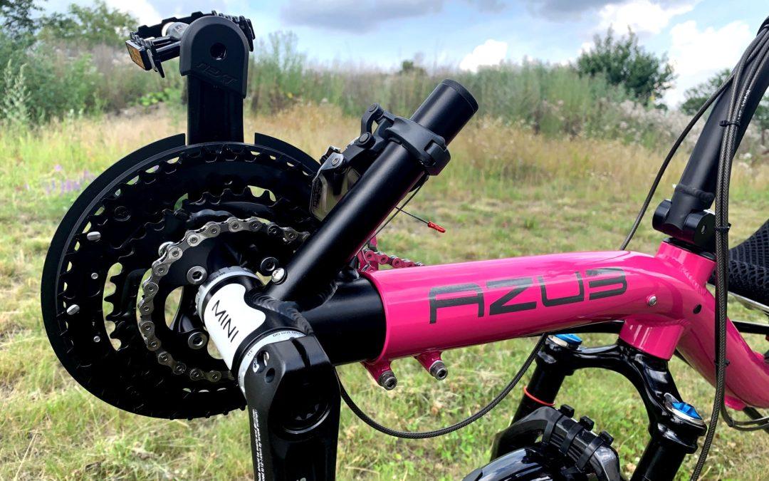 When color makes a unique bike