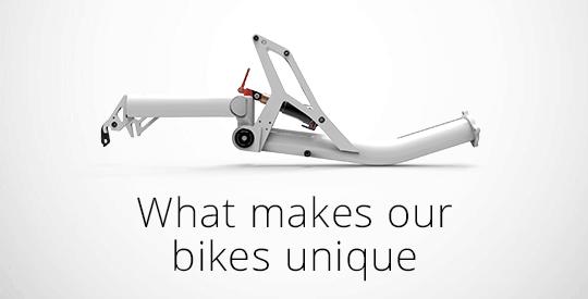 Custom built recumbent bikes & trikes | AZUB recumbents