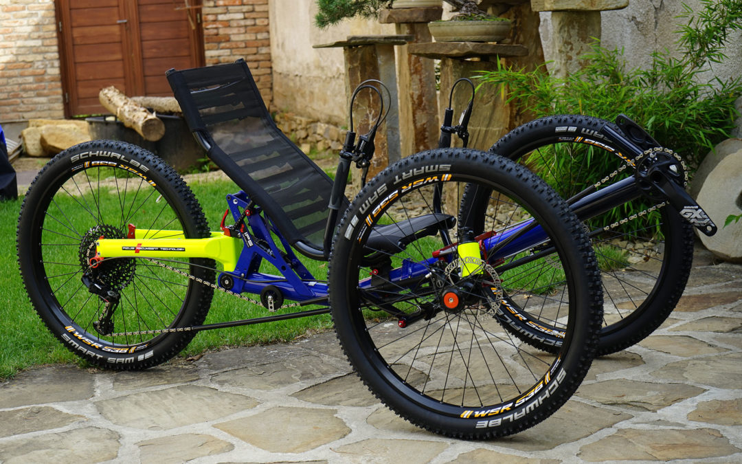 Amazing bikes: Ti-FLY X inspired by Dory