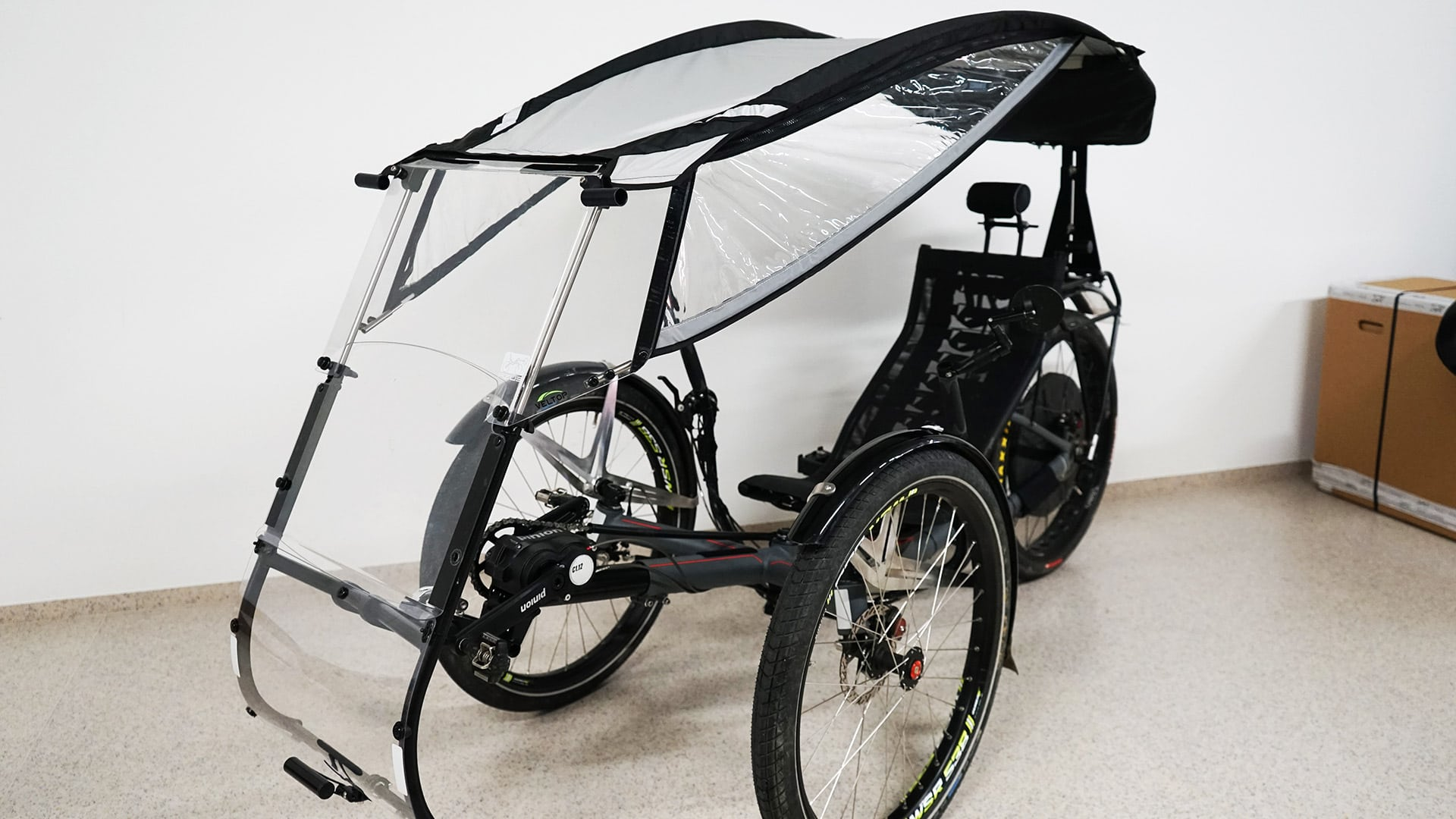 AZUB FAT - custom trike | trike sale | AZUB recumbents
