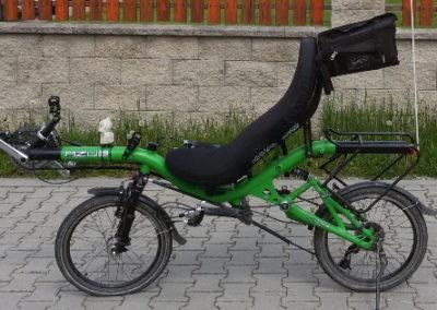 AZUB MINI – zelené – r.v. 2009