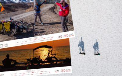 The 2020 – 2021 calendar finally available