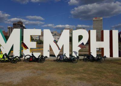 recumbents in Memphis