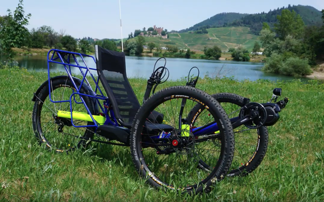 12 videos of AZUB recumbents you may not have seen before – PART ONE