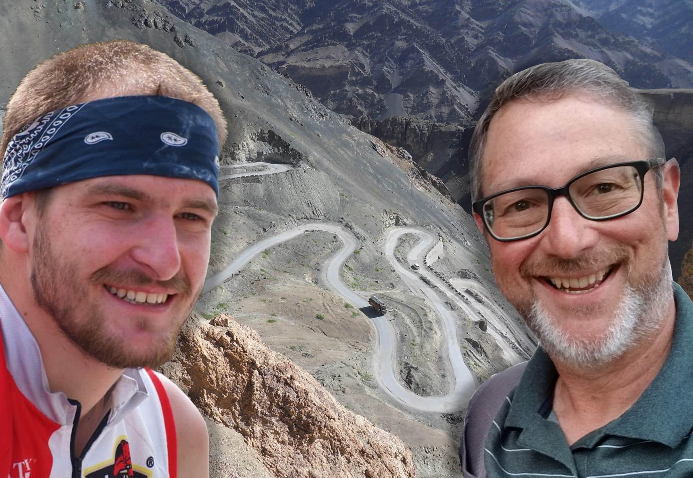 Honza at Laidback Bike Report